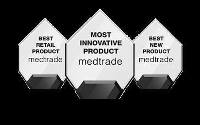 iwalk2.0 best product medtrade awards