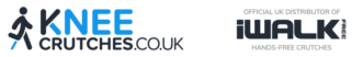 Kneecrutches.co.uk iWALK-Free logo