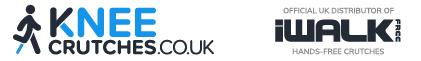 UK Knee Crutches - official UK distributor of iWALK 3.0 hands Free Crutch