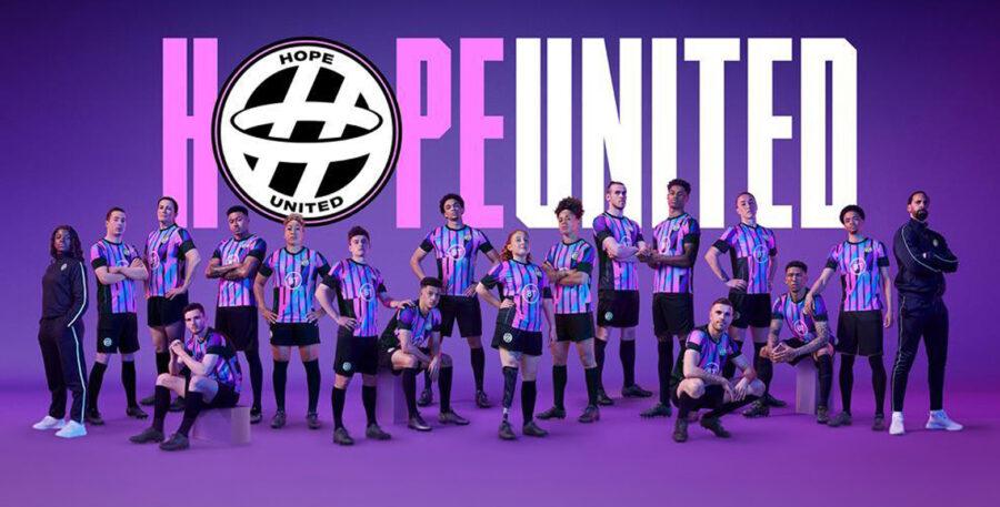 The Hope United Team